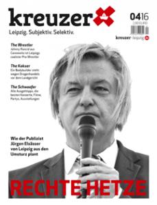 Kreuzer Cover 04.16